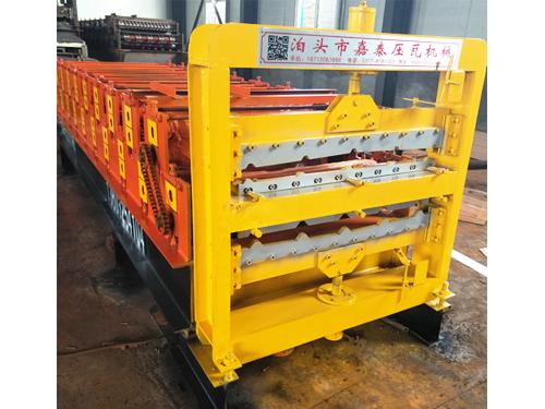 鸿运国际官方_840/900型双层压瓦机
