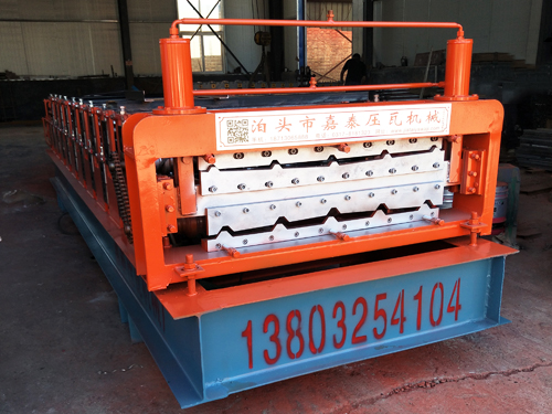 鸿运国际_鸿运国际娱乐_鸿运国际首页_鸿运国际注册_鸿运国际唯一_860/900型双层压瓦机